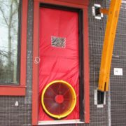 Blower Door Test Air Matters
