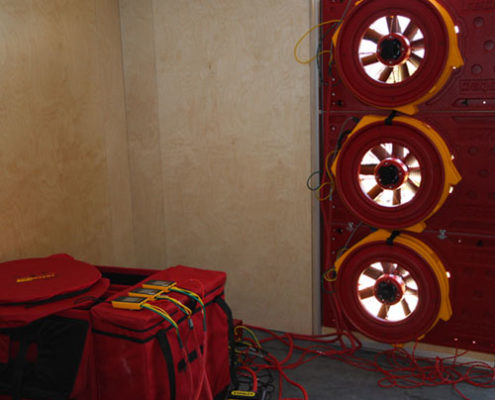 Blower Door Testing Air Matters